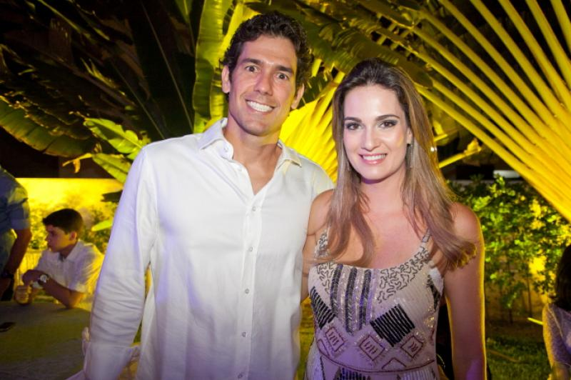 Vitor e Germana Melo