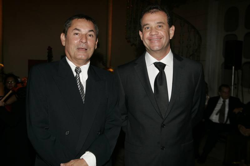 Roberto Mesquita e Ricardo Nibon