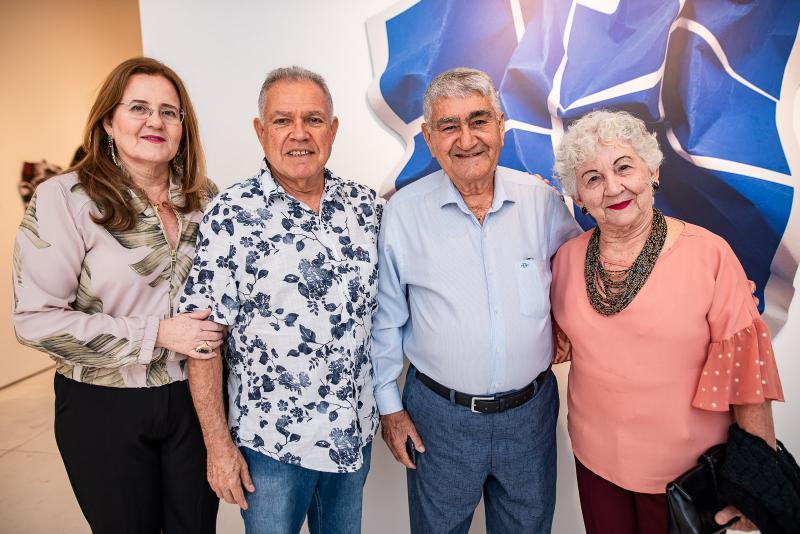 Carla Forte, Carlos Alberto Fortes, Bonifacio e Jiselda Sales