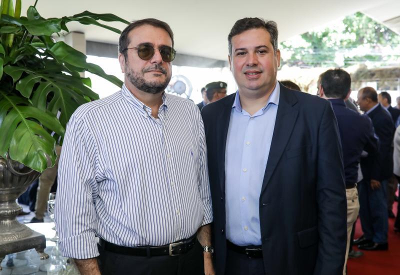 Jose Leite e Samuel Dias