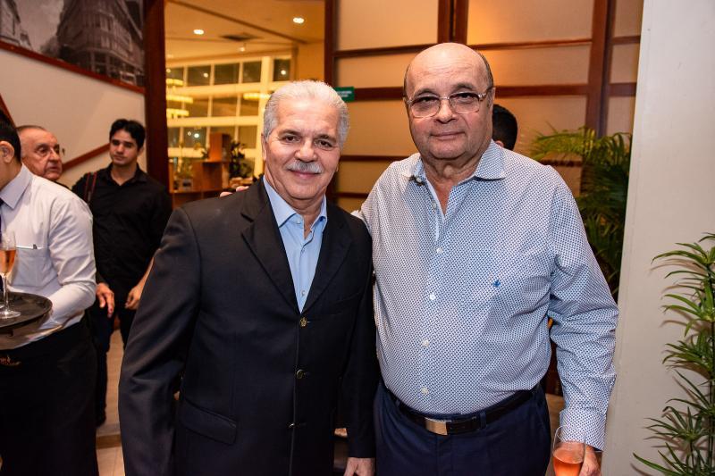Pio Rodrigues e Fernando Cirino