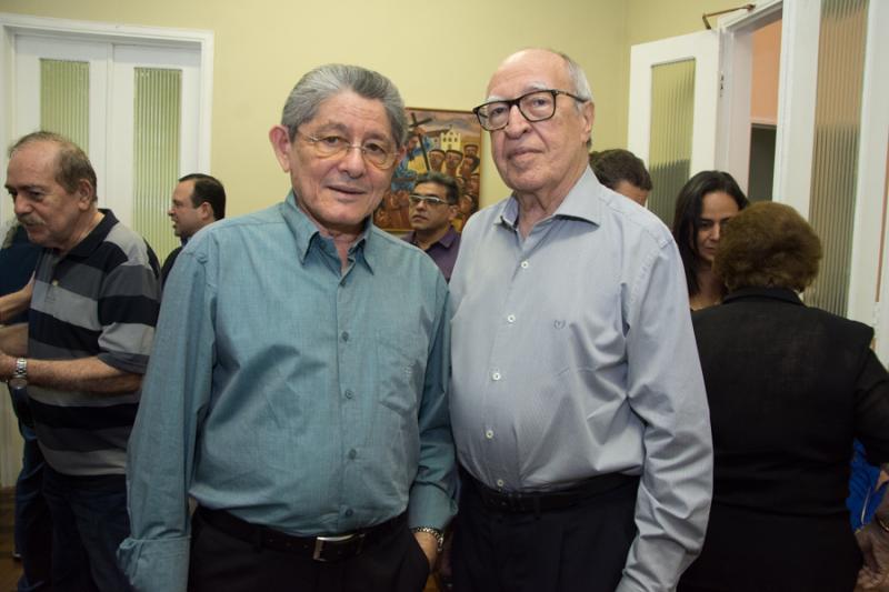 Batista Lima e Lucio Alcantara