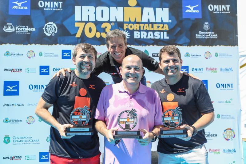 Elcio Batista, Carlos Galvao, Roberto Claudio e Rogerio Pinheiro