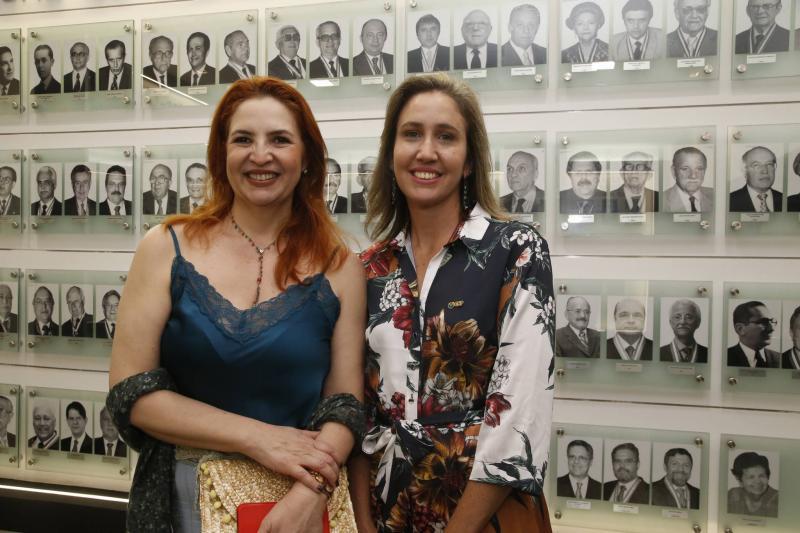 Enid Camara e Alessandra Romano