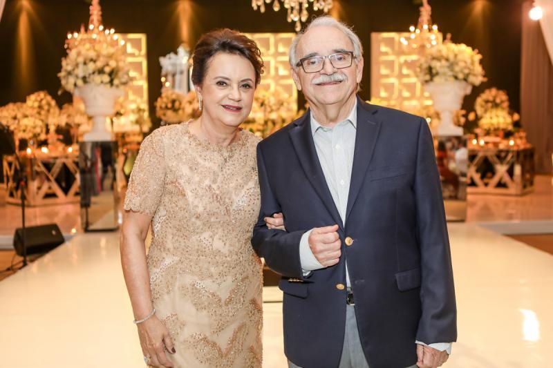 Leninha e Ednilton Soárez
