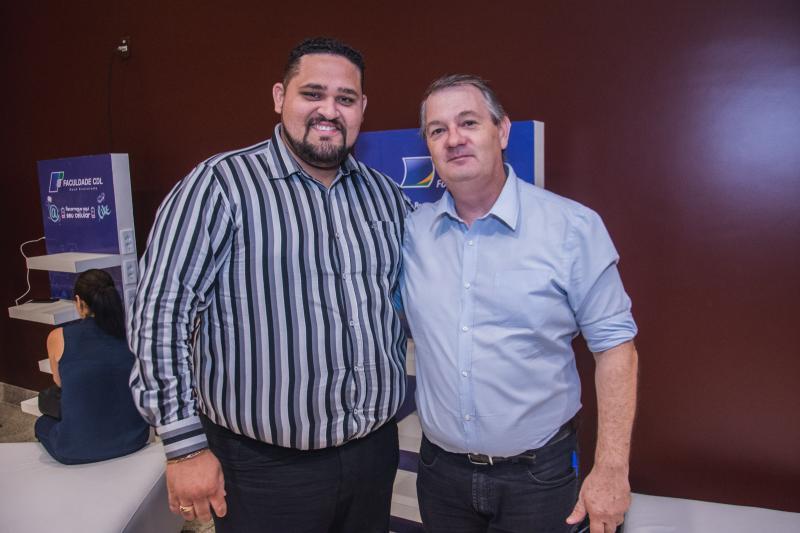 Gladyson Moreira e Marcos Martins