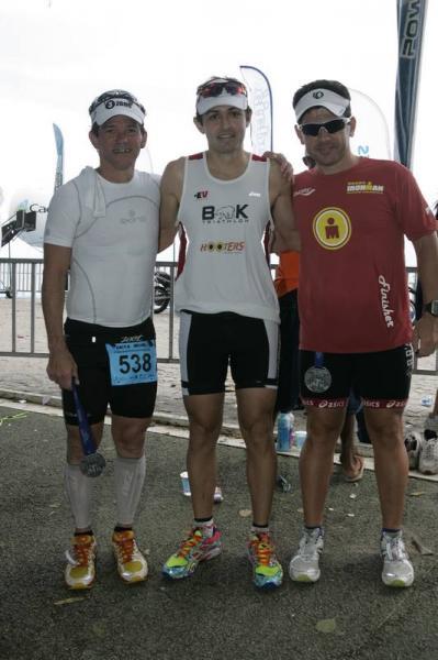 Carvalhinho, Chicao Cavalcanti e Erick Vasconcelos