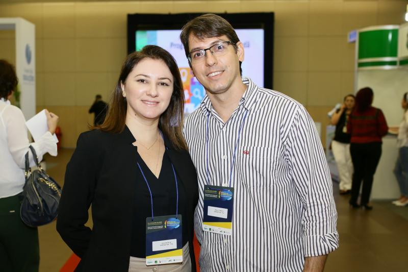 Eva Mateus e Paulo Frota