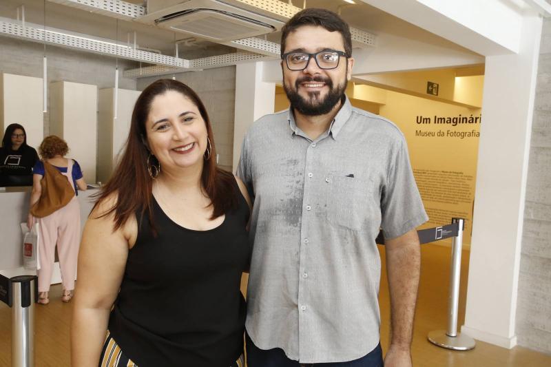 Juliana Bonfim e Marcel Bezerra