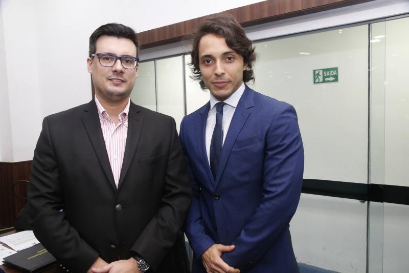 Urbano Filho e Celso Miranda 1