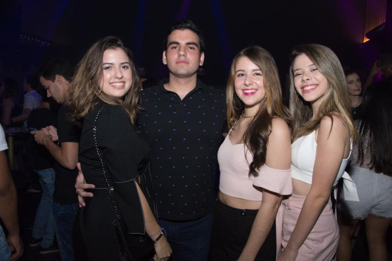Ana Julia Fonteles, Maria Eduarda Cidrao, Tales Fonteles e Sofia Campos