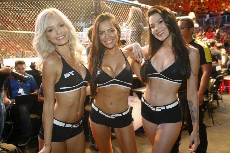 UFC Fight Nigth arrasta uma turma das boas até o Centro de Formação Olímpica