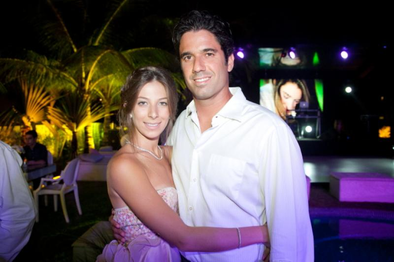 Paula e Fabio Melo