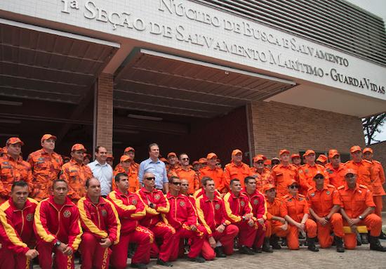 Governo entrega quartel dos Bombeiros e Núcleo da Defensoria Pública