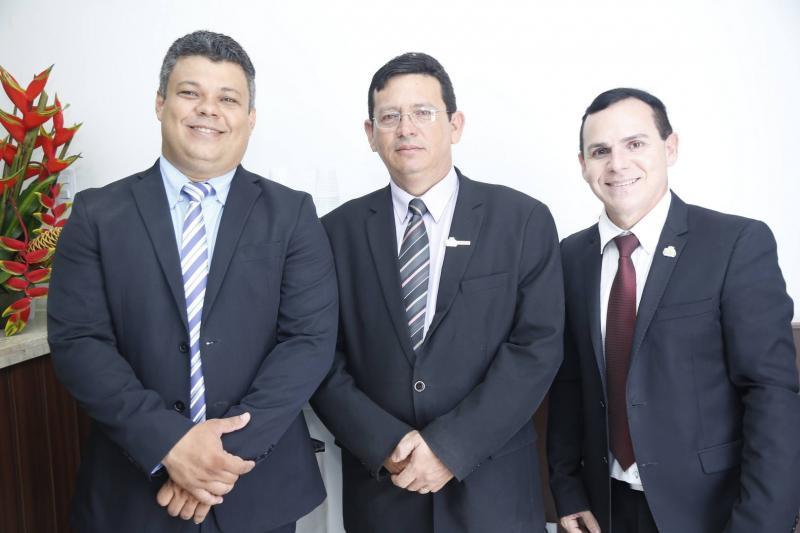 Washington Barbosa, Silva e Alexandre Tavora