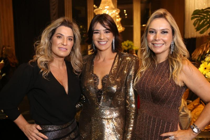 Bianca Linck, Maryana Rolim e Talinie Mihaliuc