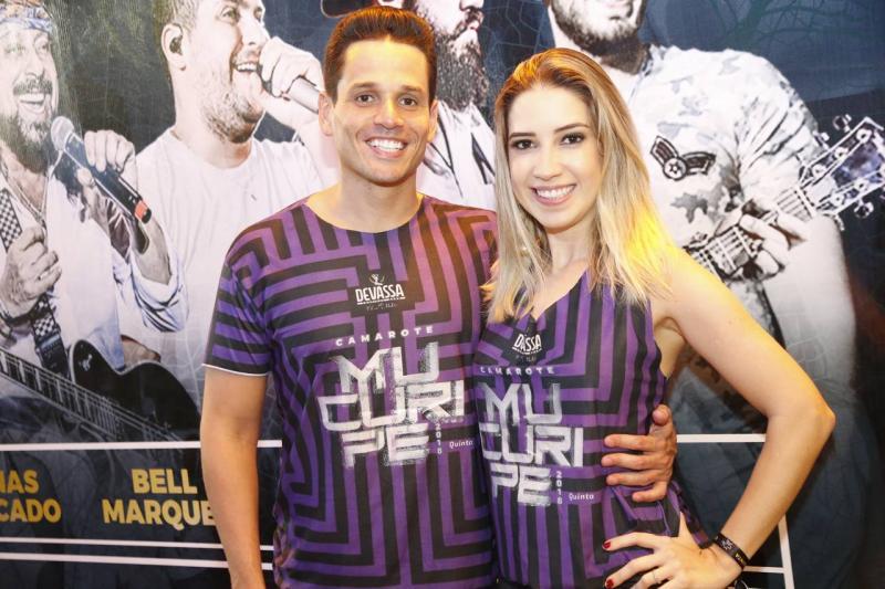 Rafael e Liana Sa