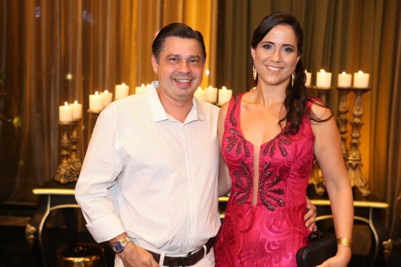 Alexandre e Lissa Linhares