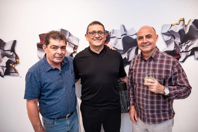 Marcos Freitas, Jose Guedes e Murilo