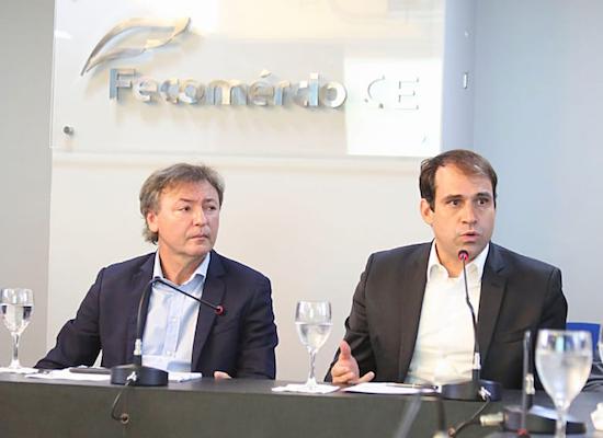 Deputado Salmito destaca relevância da Fecomércio-CE no PIB estadual