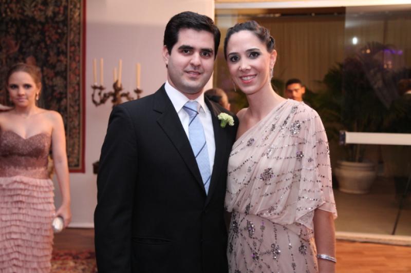 Guilherme e Livia Vieira