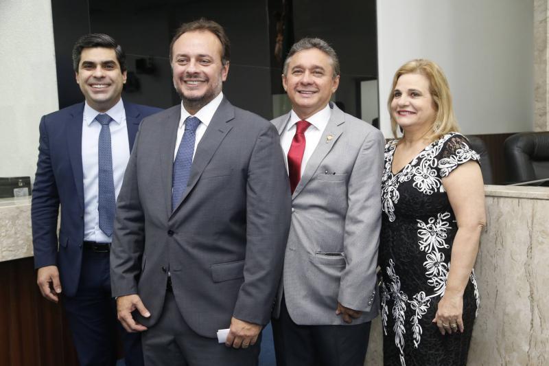 Queiroz Filho, Adriano Nogueira, Dr Porto e Ster Porto