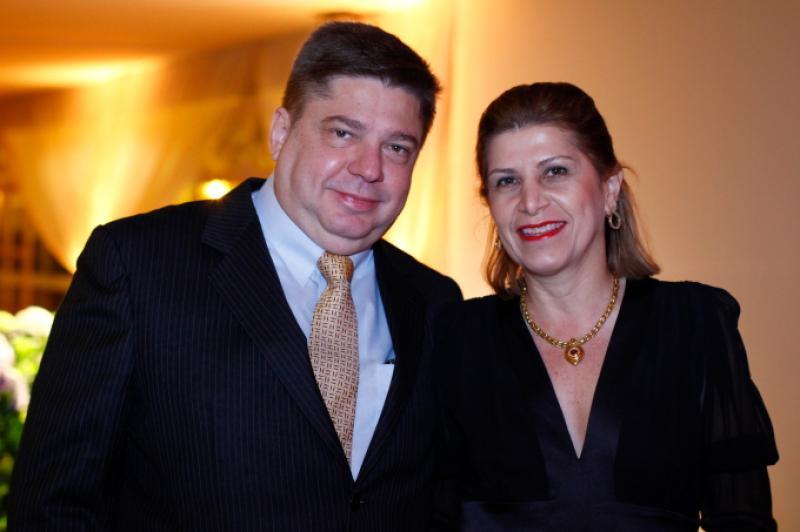 Raul e Marieta Araujo