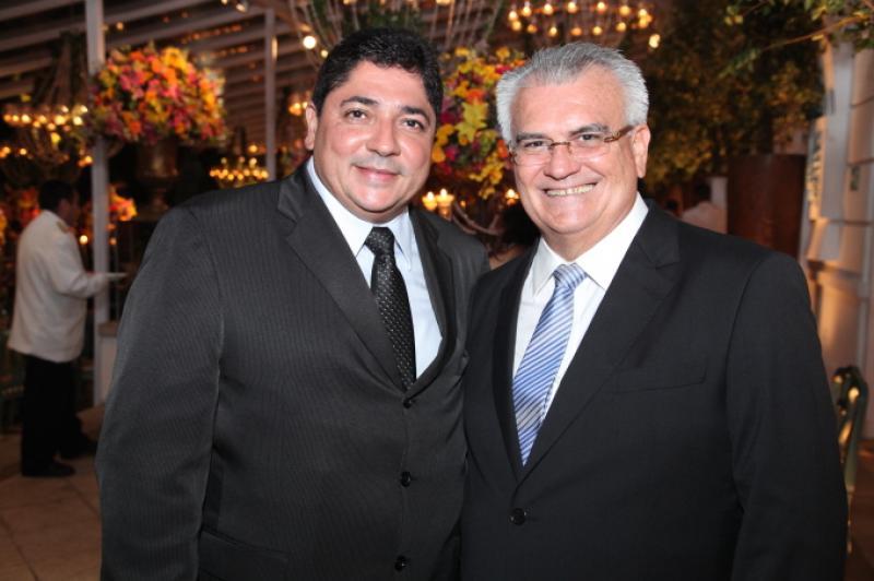 Cid Peixoto e Carlos Feitosa