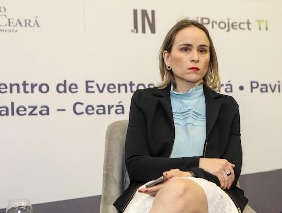 Fernanda Pacobahyba fala sobre sua trajetória em evento do Ibef Mulher no BS Design