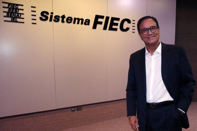 Ampliação e modernidade - Beto Studart pilota inauguração das novas instalações da Federação das Indústrias do Estado do Ceará