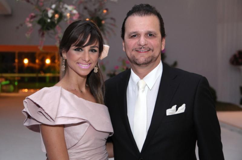 Mariana Frota e Adrisio Camara