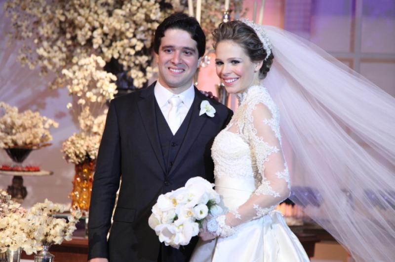 Lucas Pontes e Natalia Ventura