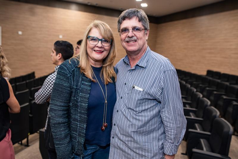 Valeria e Jose Carlos Gama