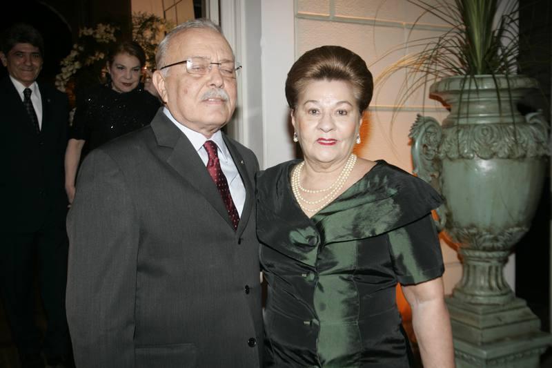 Dede e Amelia Barros
