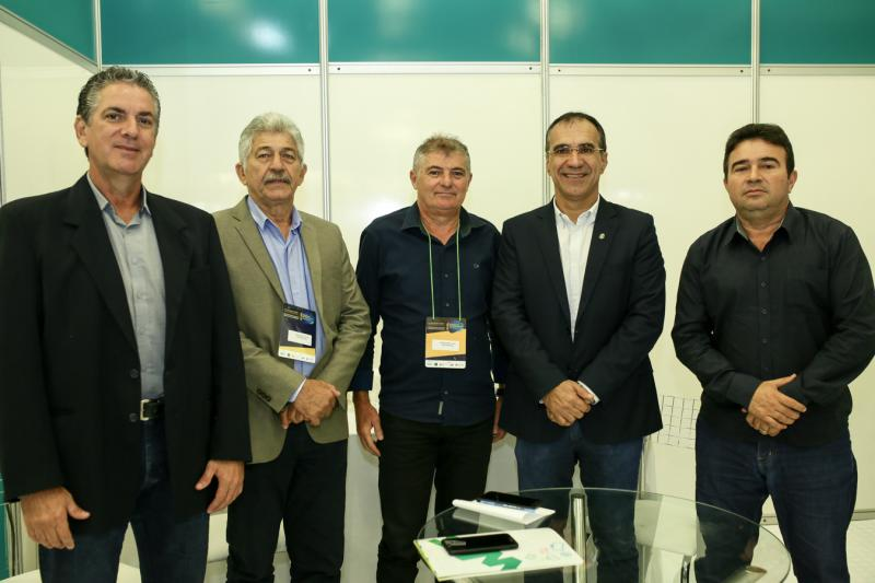 Ricardo Sales,Francisco Lelio, Marcondes JucaEduardo Neves e Daniel Ramos