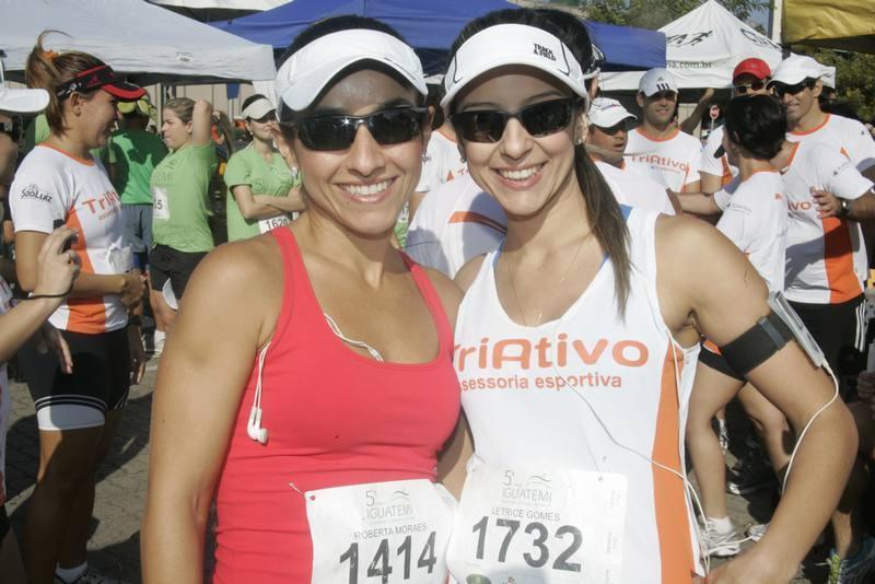 Roberta Moraes e Letrice Gomes