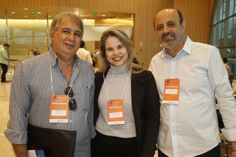 Ari Holanda, Fabiola Andrade e Savio Viana