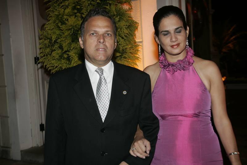 Vicente e Cecilia de Francesco