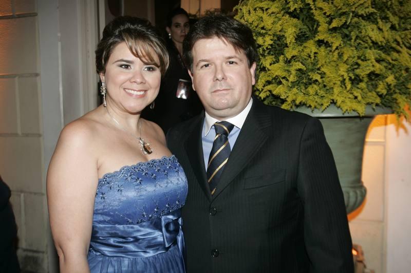 Raquel e Leuton Monteiro