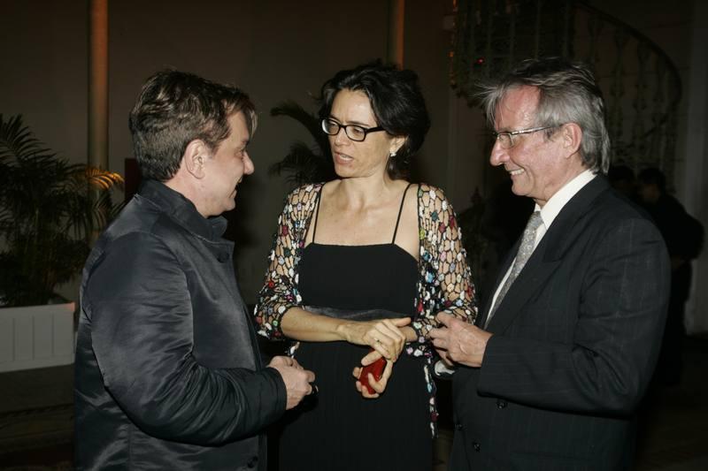 Lino Vilaventura, Isabel Gurgel e Neno Cavalcante