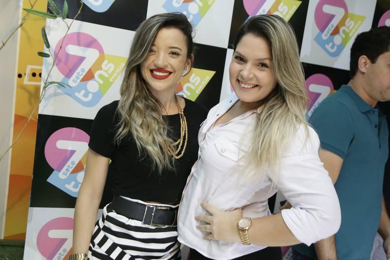 Anissa Miranda e Babi Ribeiro