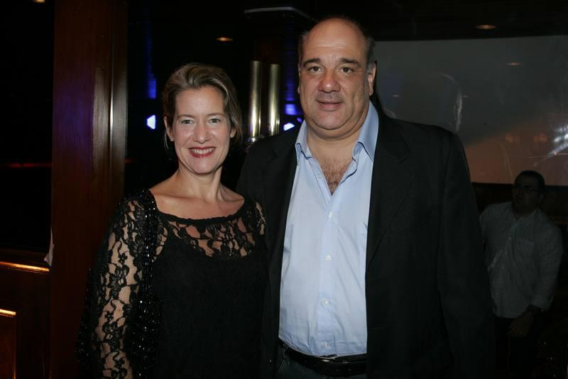 Luciana e Ricardo Almeida