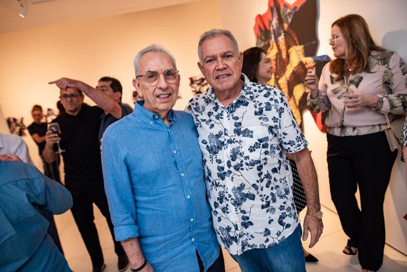 Paulo Ponte e Carlos Alberto Fortes