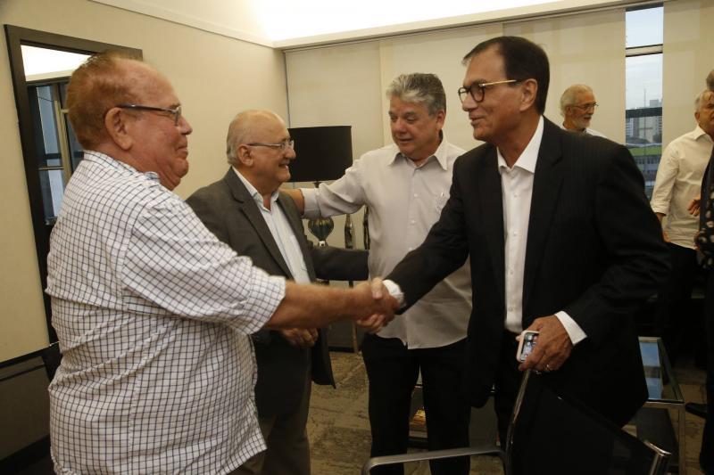 Guilherme Guimaraes, Aluisio Ramalho, Chico Esteves e Beto Studart