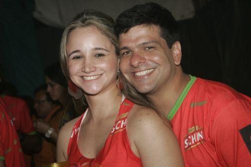 Isara Parente e Duda Soares