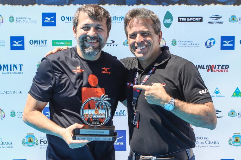 Elcio Batista e Carlos Galvao