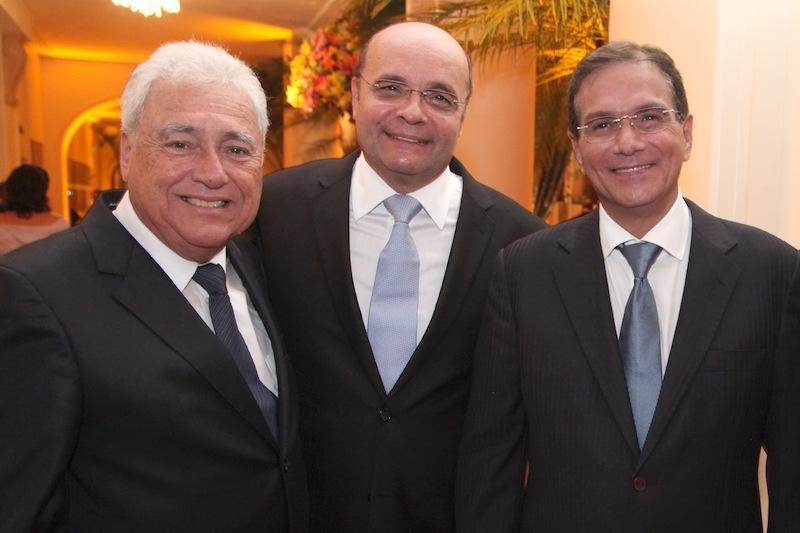 Waldyr Diogo, Fernando Gurgel e Beto Studart