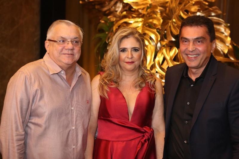 Urubatan, Ine?s Romero e Idezio Rolim