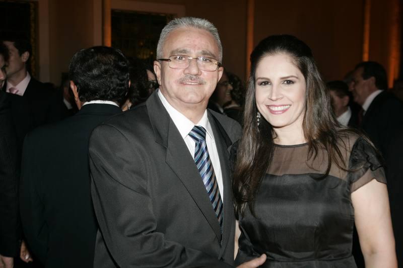 Alcimor Rocha e Fabiola Cals