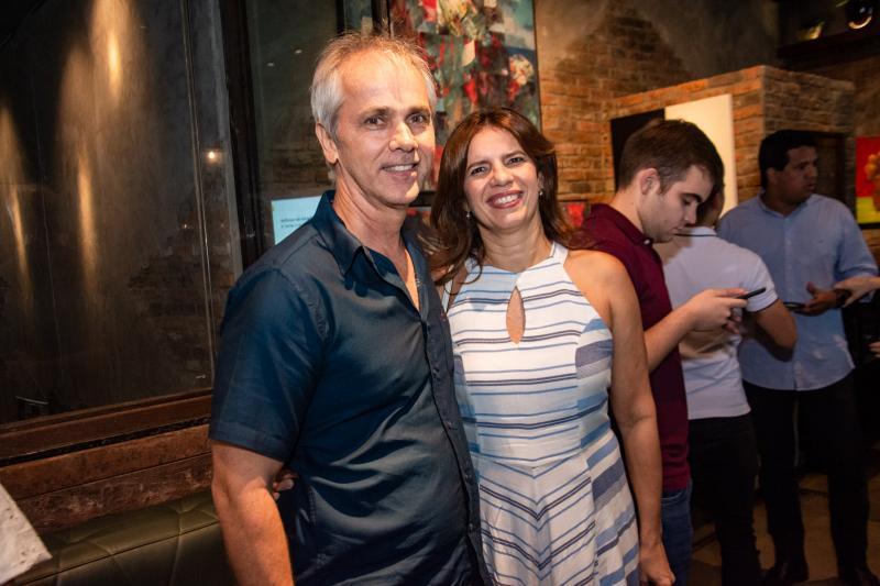 Pedro e Marilia Vasconcelos